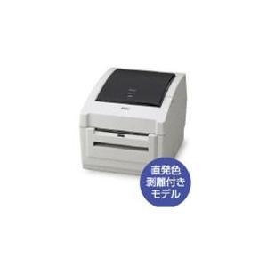 東芝TEC  感熱ラベルプリンター (東芝TEC B-EV4D-TH17-R 電源付き/ラベル紙付属)|nagatsuna