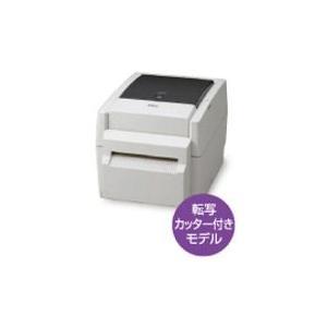 東芝TEC  熱転写ラベルプリンター (東芝TEC B-EV4T-GC17-R 電源付き/ラベル紙、リボン同梱)|nagatsuna