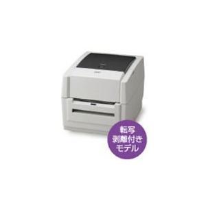 東芝TEC  熱転写ラベルプリンター (東芝TEC B-EV4T-GH17-R 電源付き/ラベル紙、リボン同梱)|nagatsuna
