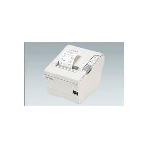 EPSON レシートプリンター TM-T88V (シリアル・USB/58mm/クールホワイト/電源別売) シリアル/USB接続 nagatsuna