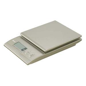 外寸 186×122×H31(mm) 計量皿:130×120(mm)   重量287g  ●最小表示...