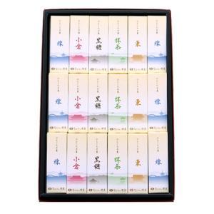羊羹 ひとくち羊羹18本詰|nagomi-yoneya