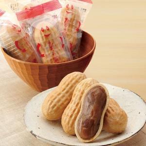 最中 和菓子 ぴーなっつ最中(もなか)12個詰