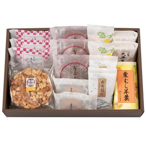 送料無料 和菓子 詰め合わせ 1月お楽しみセット|nagomi-yoneya