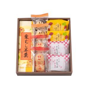 和菓子 詰め合わせ ギフト 栗むし羊羹セット|nagomi-yoneya