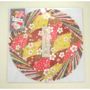折りづる和紙千代紙 大 40枚入|nagomi2006