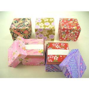 千代紙小箱 約200枚入り|nagomi2006
