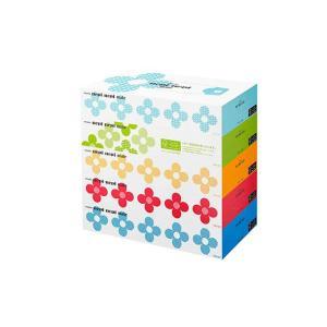 箱ティッシュ まとめ買い ネピネピメイトティシュ150W 5箱X12P 王子製紙ネピア nagomishop