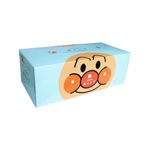 箱ティッシュ まとめ買い キャラクター箱ティッシュ ネピア アンパンマン鼻セレブティシュ180W 20箱 nagomishop
