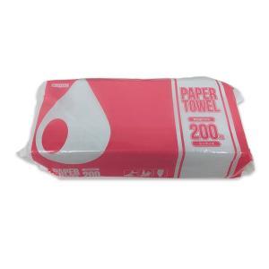 ペーパータオル 業務用 サンベスト ペーパータオル 小判 200枚X40P まとめ買い 送料無料|nagomishop