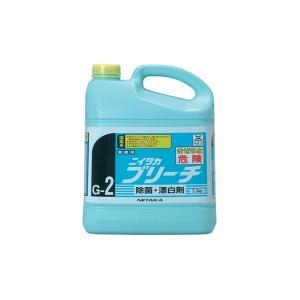 業務用洗剤 塩素系 除菌漂白剤 ニイタカ ニイタカブリーチ 5.5KX3本 アルカリ性洗剤