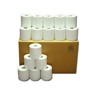 業務用トイレットペーパー 林製紙 芯なし業務用130mシングル ハードタイプエンボス加工 60個 まとめ買い 送料無料|nagomishop