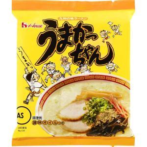 【お試し2食パック】うまかっちゃん オリジナル ハウス食品