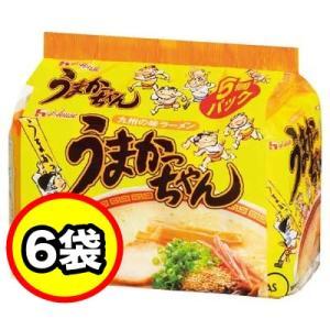 うまかっちゃん 5個入り×6袋 1箱 ハウス食品