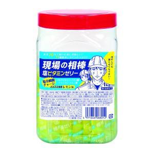 現場の相棒 塩ビタミンゼリー ボトル|nagonozakka