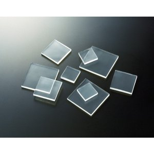 TRUSCO 耐震・防振・防音Gマット(3mm厚) 20X20X3mm TR-GM20E-TM 透明(4枚入り)|nagonozakka