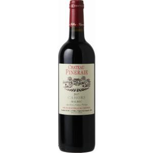 フランス・南西部 赤ワイン ビュルク・エ・フィーユ/カオール・シャトー・ピネレ 2014 750ml|nagoya-8848
