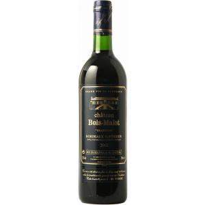 フランス・ボルドー 赤ワイン シャトー・ボワ・マロ・トラディション 2008 750ml|nagoya-8848