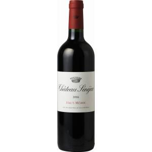 フランス・ボルドー 赤ワイン シャトー・セネジャック・クリュ・ブルジョワ 2014 750ml nagoya-8848