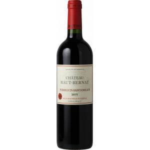 フランス・ボルドー 赤ワイン シャトー・オー・ベルナ 2014 750ml nagoya-8848