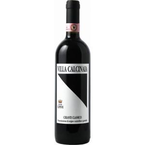 イタリア・トスカーナ州 赤ワイン コンティ・カッポーニ・ヴィッラ・カルチナイア/キアンティ・クラッシコ・DOCG 2013 750ml|nagoya-8848