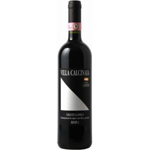 イタリア・トスカーナ州 赤ワイン コンティ・カッポーニ・ヴィッラ・カルチナイア/キアンティ・クラッシコ・DOCG・リゼルヴァ 2013 750ml nagoya-8848
