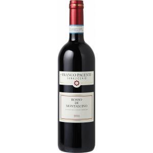 イタリア・トスカーナ州 赤ワイン パチェンティ・フランコ/ロッソ・ディ・モンタルチーノ・DOC 2012 750ml|nagoya-8848