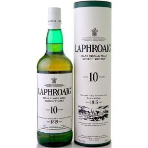 ラフロイグ 10年/シングルモルト アイラ スコッチウイスキー 正規品 43度 750ml(月間お1...
