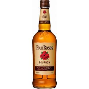 フォアローゼズ/バーボンウイスキー 正規品 40度 700ml|nagoya-8848
