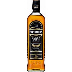 ブッシュミルズ ブラックブッシュ/アイリッシュウイスキー 正規品 40度 700ml|nagoya-8848