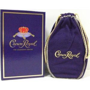 クラウン ローヤル/カナディアンウイスキー 正規品 40度 750ml|nagoya-8848