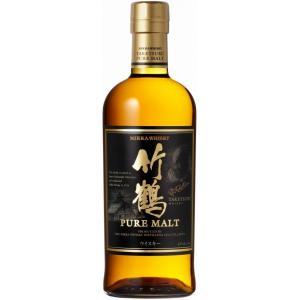 竹鶴ピュアモルト/モルトウイスキー 43度 700ml 専用箱付(月間お1人様1本までのご注文でお願いします)