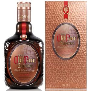 オールドパー スーペリア/ブレンデッド・スコッチウイスキー 正規品 43度 750ml|nagoya-8848