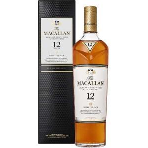 ザ・マッカラン 12年/シングルモルト・スコッチウイスキー 正規品 40度 700ml|nagoya-8848