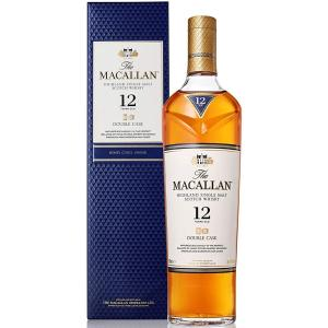 ザ・マッカラン ダブルカスク 12年/シングルモルト・スコッチウイスキー 正規品 40度 700ml|nagoya-8848