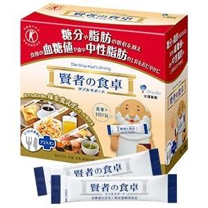 賢者の食卓 ダブルサポート(6g×30包)/大塚製薬 特定保健用食品(ダブル特保)|nagoya-8848