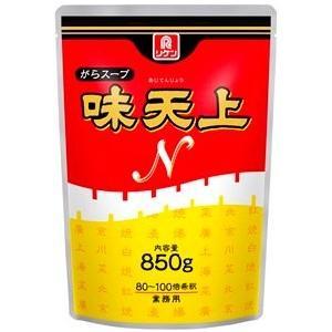 理研ビタミン がらスープ 味天上 850g 缶 (2号缶)
