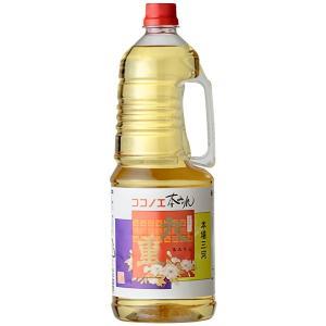 九重味淋 本みりん 1.8L 手付ペットボトル または びん|nagoya-8848