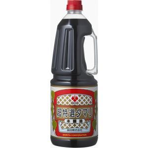 超特選タマリ(たまり) 特級本醸造 1.8L ペット/盛田 |nagoya-8848