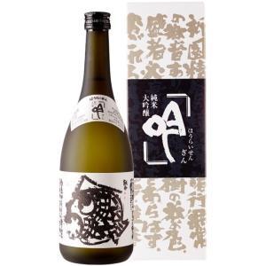 蓬莱泉 「吟(ぎん)」 日本酒 純米大吟醸 720ml/愛知県 関谷醸造|nagoya-8848