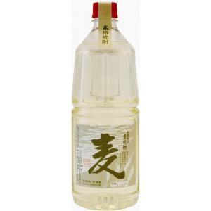 オリジナル・量り売り 樫樽熟成・本格麦焼酎 25度 1800ml|nagoya-8848