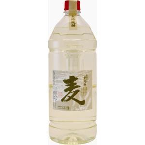 オリジナル・量り売り 樫樽熟成・本格麦焼酎 25度 2700ml|nagoya-8848