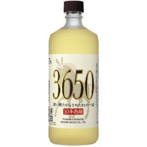麦焼酎 3650 特別限定酒 720ml 27度/神楽酒造|nagoya-8848