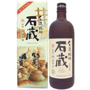 芋焼酎 石蔵 手造り 720ml 25度/白金酒造|nagoya-8848