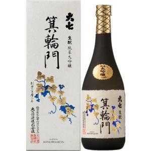 大七 箕輪門 日本酒 生もと純米大吟醸 720ml/福島県 大七酒造|nagoya-8848