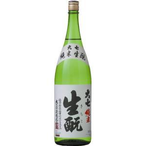大七 日本酒 純米生もと 純米酒 1800ml/福島県 大七酒造|nagoya-8848