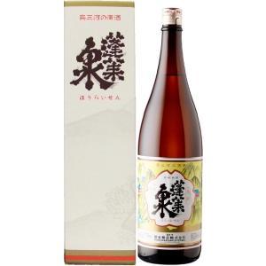 蓬莱泉 日本酒 秀撰 1800ml/愛知県 関谷醸造 nagoya-8848
