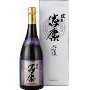 徳川家康 日本酒 大吟醸 720ml/愛知県 丸石醸造|nagoya-8848