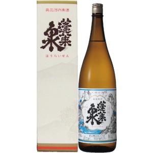 蓬莱泉 日本酒 別撰蓬莱泉 特別本醸造 1800ml/愛知県 関谷醸造 nagoya-8848