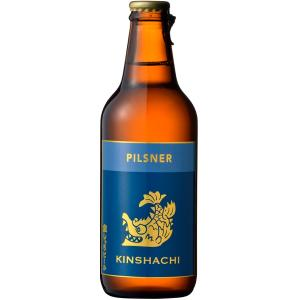 (クラフトビール)盛田金しゃちビール 金しゃちビール 青ラベル 330ml 24本セット/愛知県(送料無料)|nagoya-8848